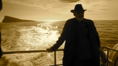 Benidorm desde el mar